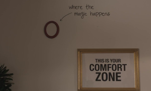 out of the comfort zone into the learning zone: find out what's beyond your horizon with Rike Pätzold compass coach