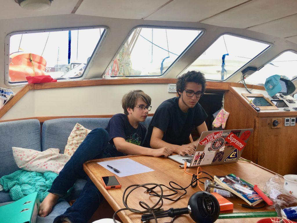 Boatschooling Bootsschule Rike Pätzold Ungewissheitsexpertin Zukunftsdenkerin Blauwasserseglerin