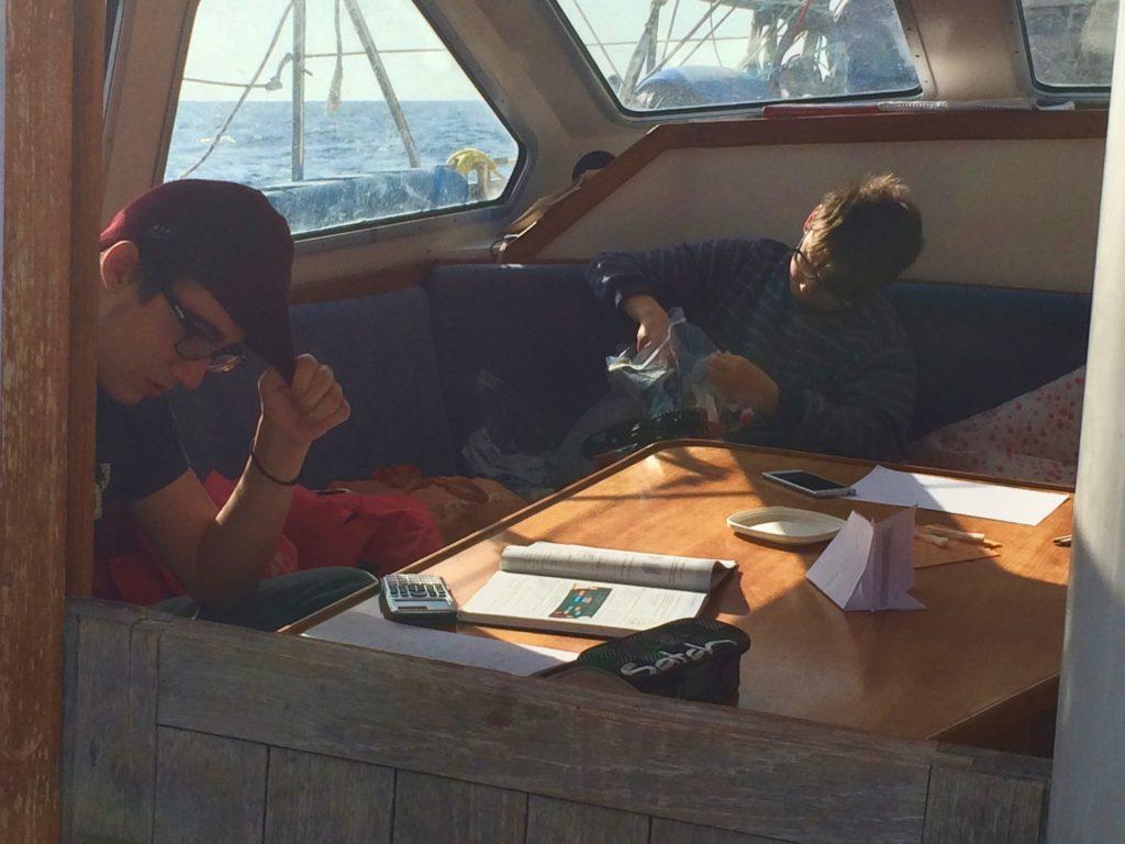 Boatschooling Rike Pätzold Ungewissheitsexpertin Zukunftsdenkerin Blauwasserseglerin